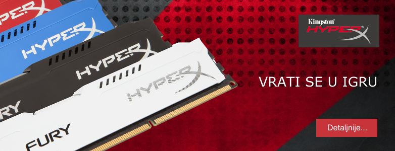 Kingston HyperX Fury