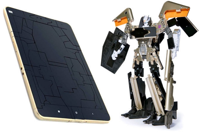 Tablet ili robot?