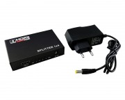 - HDMI spliter 4x out 1x in 1080P