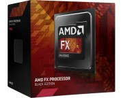 - FX-4300 4 cores 3.8GHz (4.0GHz) Black Edition Box