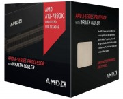 procesori - A10-7890K 4 cores 4.1GHz (4.3GHz) Radeon R7 Black Edition Box with quiet Wraith cooler