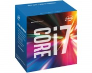 - Core i7-7700 4-Core 3.6GHz (4.2GHz) Box