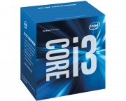 - Core i3-7100 2-Core 3.9GHz Box