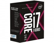 - Core i7-7800X 6-Core 3.5GHz (4.0GHz) Box