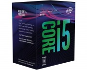 - Core i5-8600 6-Core 3.1GHz (4.3GHz) Box