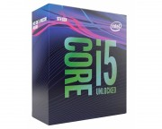 - Core i5-9600K 6-Core 3.7GHz (4.6GHz) Box