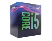 - Core i5-9400 6-Core 2.9GHz (4.1GHz) Box