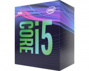 - Core i5-9500F 6-Core 3.0GHz (4.4GHz) Box