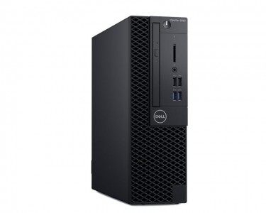 OptiPlex 3060 SF i3-8100 4GB 128GB SSD DVDRW Win10Pro64bit 3yr NBD