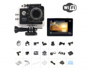 - Sports Cam W9 1080p action digitalna kamera crna