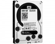 "- 500GB 3.5"" SATA III 64MB 7.200rpm WD5003AZEX Black"