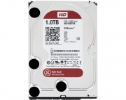 "- 1TB 3.5"" SATA III 64MB IntelliPower WD10EFRX Red"