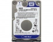 "- 500GB 2.5"" SATA III 16MB 5.400rpm WD5000LPCX Blue"