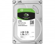 "- 3TB 3.5"" SATA III 64MB 7.200 ST3000DM008 Barracuda Guardian"