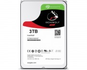 "- 3TB 3.5"" SATA III 64MB ST3000VN007 IronWolf Guardian"