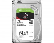 "- 4TB 3.5"" SATA III 64MB ST4000VN008 IronWolf Guardian"