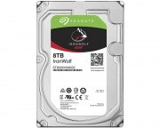 "- 8TB 3.5"" SATA III 256MB ST8000VN0022 IronWolf Guardian"