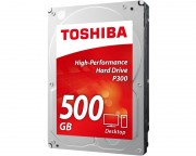 "- 500GB 3.5"" SATA III 64MB 7.200rpm HDWD105EZSTA P300 series"