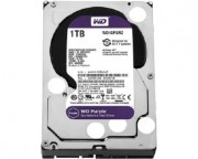 "- 1TB 3.5"" SATA III 64MB IntelliPower WD10PURZ Purple"