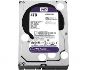 "- 4TB 3.5"" SATA III 64MB IntelliPower WD40PURZ Purple"