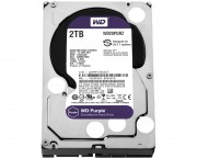 "- 2TB 3.5"" SATA III 64MB IntelliPower WD20PURZ Purple"