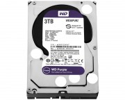 "- 3TB 3.5"" SATA III 64MB IntelliPower WD30PURZ Purple"