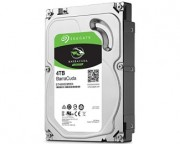"- 4TB 3.5"" SATA III 256MB 5.400 ST4000DM004 Barracuda Guardian"