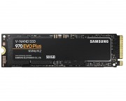 - 500GB M.2 NVMe MZ-V7S500BW 970 EVO PLUS Series SSD