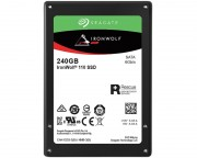 "- 240GB 2.5"" SATA III SSD IronWolf 110 ZA240NM10011"