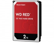 "- 2TB 3.5"" SATA III 64MB IntelliPower WD20EFAX Red"