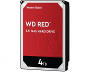 "- 4TB 3.5"" SATA III 64MB IntelliPower WD40EFAX Red"