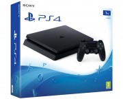 Konzole - PlayStation 4 Slim 1TB crni