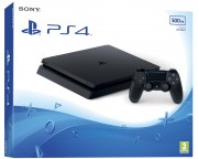 gamepad,joystick - PlayStation 4 Slim 500GB crni