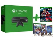 Konzole - Xbox One Console 1TB + PES 2015 + Infinity 2.0 Starter Pack