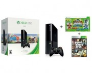 Konzole - Xbox 360 Console Slim 4GB Stingray + Peggle 2 + GTA SA + Skylanders SWAP Force