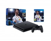 gamepad, joystick, controller za ps4, volani za igrice - PlayStation PS4 500GB + FIFA 18