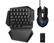 gamepad, joystick, controller za ps4, volani za igrice - VX Wireless keypad + mouse