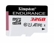 KINGSTON - UHS-I microSDXC 32GB C10 A1 Endurance SDCE/32GB