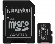 Kingston memorijske kartice - A1 MicroSDXC 64GB 100R class 10 SDCS2/64GB + adapter