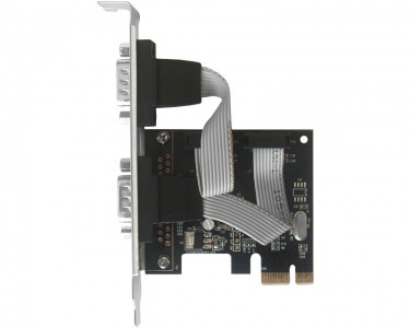 PCI Express kontroler 2xSerial