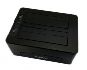 "- HDD dual Docking station USB 3.1 Type-C, 2.5""/3.5"""