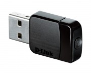 D-LINK - DWA-171 Wireless Dual Band USB Adapter