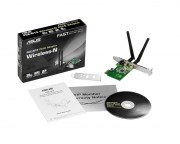 ASUS - PCE-N15 Wireless PCI Express Adapter