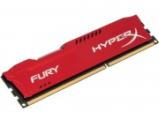 - DIMM DDR3 8GB 1866MHz HX318C10FR/8 HyperX Fury Red