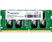 A-DATA - SODIMM DDR4 4GB 2400Mhz AD4S2400J4G17-S