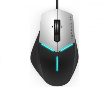 AW558 Alienware Advanced Gaming crno-srebrni miš