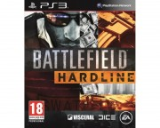 PlayStation igre - Battlefield: Hardline PS3