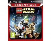 - Lego Star Wars The Complete Saga Essentials PS3