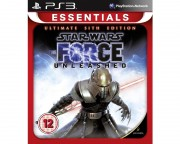 - Star Wars The Force Unleashed - The Ultimate Sith Edition Essentials PS3