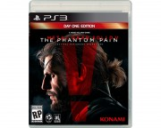 - Metal Gear Solid V The Phantom Pain Day1 PS3